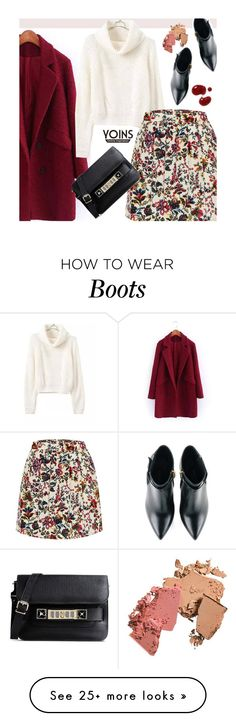 """""""Yoins 20/2.2"""" by merima-kopic on Polyvore featuring Proenza Schouler, Kim Kwang, Untold, yoins and yoinscollection"""