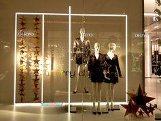 Zara 2018, Christmas window. Cracow, Poland window display, visual merchandising Visual Merchandising, Poland, Zara, Windows, Display, Christmas, Shop Displays, Floor Space, Xmas