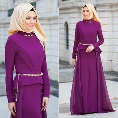 EVENING DRESS - EVENING DRESS - 2231MU #hijab #naylavip #hijabi #hijabfashion #hijabstyle #hijabpress #muslimabaya #islamiccoat #scarf #fashion #turkishdress #clothing #eveningdresses #dailydresses #tunic #vest #skirt #hijabtrends