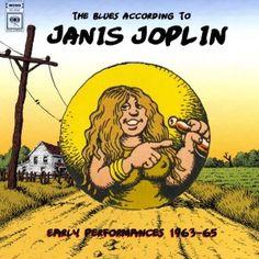 The Blues According To Janis Joplin