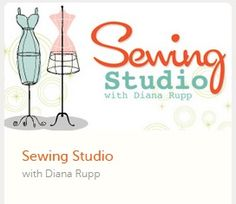 I was pretty excited to be given the opportunity to try one of Craftsy online classes and I felt a bit like a child in a sweet shop trying to choose just one sweet out of a sea of tasty looking options!  Check out what I thought when I got the chance to try the online class, Sewing Studio.