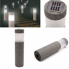 Outdoor Solar Power LED Path Way Lawn Landscape Wall Garden Fence Light  Worldwide delivery. Original best quality product for 70% of it's real price. Buying this product is extra profitable, because we have good production source. 1 day products dispatch from warehouse. Fast &...