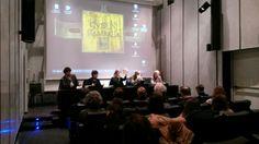 Tavola rotonda con Jean-Baptiste Decavèle, Angelo Maggi, Chiara Parisi ed Elena Re, moderata da Chiara Bertola e Giuliano Sergio, 20 novembre 2015