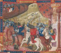 1340-1360, Italy