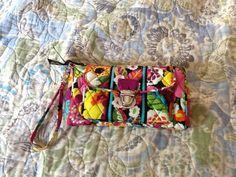 I like this Vera Bradley wallet purse!