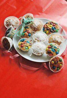 cupcakes - food, sweet.