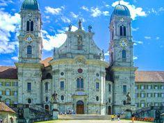 Einsiedeln Abbey Switzerland