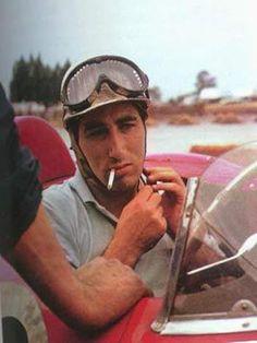 Marquis de Portago Spanish Ferrari Driver and Playboy, an ebook by Robert Grey Reynolds, Jr at Smashwords Sports Car Racing, Race Cars, Real Racing, Auto Racing, Maserati, Races Style, Ferrari Racing, Gilles Villeneuve, F1 Drivers