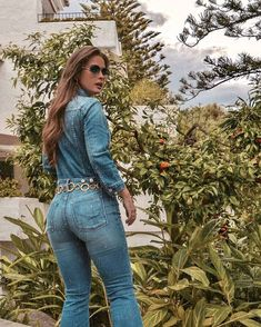 4399f575cfb Nothing but festival vibes in Hudson s Holly Coveralls Denim Jumpsuit