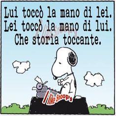 Snoopy:Profondità di pensiero