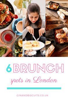 Where To Find The Best Brunch in London - Gin & Biscuits Brunch Places, Brunch Spots, London Gin, Green Cafe, After Work Drinks, Crispy Onions, Buttermilk Pancakes, Date Dinner, Breakfast Burritos