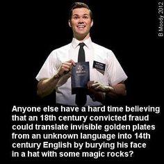 Mormons lol