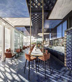 ASCER Tile of Spain Awards 2015. Bar DesignsRestaurant Interior ...