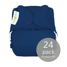 bumGenius Freetime AIO One Size - 24 Pack Bundle