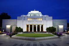 Cardston Alberta LDS Temple