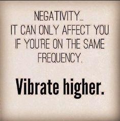 Vibrate higher