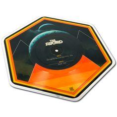 """The Sword """"Hexagon Vinyl"""" 12"""""""