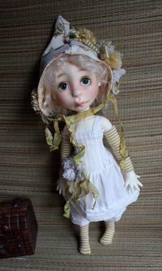 Vintage dress forConnie Lowe Eppie Marta and Lizzie by meadowdolls