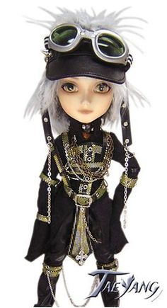 Pullip Dolls Taeyang Timulus - Steampunk Boy doll!!!