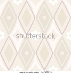 square rhombus seamless pattern for coffee website design project - stock vector