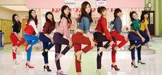 """소녀시대(Girls' Generation) sobre """"Dancing Queen""""  """"Cuando supimos que la canción y el video serían cancelados, tuvimos una época dura y derramamos muchas lágrimas"""".  https://ktopmedia.wordpress.com/2013/01/02/i-got-a-boy-girls-generation-album/"""