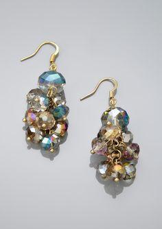 I love iridescent jewelry!