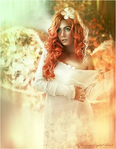 Burning by Doucesse.deviantart.com on @DeviantArt