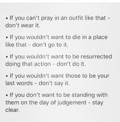 #reminders watch your actions