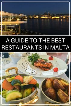 A Guide to The Best Restaurants in Malta | Malta Travel Guide | Where To Eat In Malta