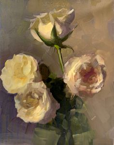 Fine Art for Sale from American Impressionist, Dennis Perrin Henri Fantin Latour, Johannes Vermeer, Flower Art, Art Flowers, Art Floral, Online Gallery, Impressionist, Art For Sale, Oil On Canvas
