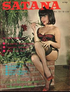 Ladies Erotic mags for