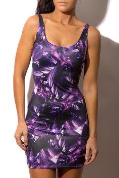 Amethyst Dress by Black Milk Clothing Cocktail Dresses Online, Dresses Online Australia, Black Milk Clothing, Purple Fashion, Dress Making, Bodycon Dress, Fashion Outfits, My Style, Amethyst