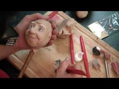 A 20 minute sculpting lesson with one of the best in the world, Jacqueline Kent, PART 2
