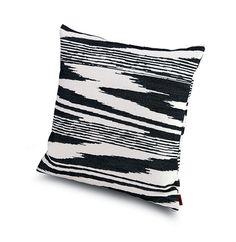 SAFI cushion 60x60 @MissoniHome Anemones Dream collection 2016