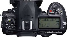 Nikon D200, info on modes, etc
