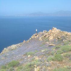 Céu e mar num mix incrível (Mykonos)