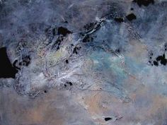 "Saatchi Art Artist Agata Padol; Painting, ""Gold reef"" #art"