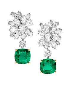 These Bulgari earrings will seriously dress up jeans and a tee.