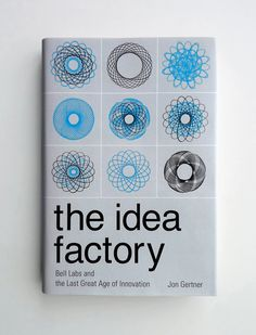 The Idea Factory, Cover design by Jason Booher