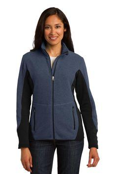 Port Authority® Ladies R-Tek® Pro Fleece Full-Zip Jacket. L227