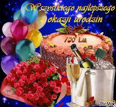 Happy Birthday Messages, Birthday Wishes, Birthday Cake, Table Decorations, Album, Funny, Happy Brithday, Noel, Love Heart