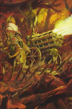 Empire Helblaster Volley Cannon