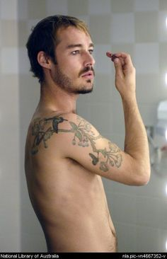 I've been in love with DJ since sixth grade. It's a weird love. Even if I was given the chance to make out with him, I don't think I would! Daniel Johns is sacred ground.