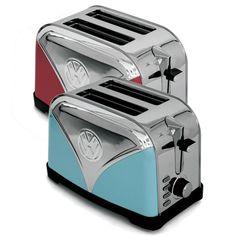 Officially licensed Volkswagen Camper Van retro toaster