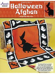 Crochet - Patterns - Crochet Patterns to Download - Out-of-Print Patterns - Halloween Afghan