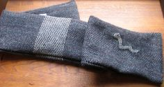 Harris Tweed Door Draft Stopper Draught Excluder by chameleonCMC, $35.00
