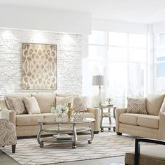 That Furniture Outlet - Minnesota's #1 Furniture Outlet. We have exceptionally low everyday prices in a very relaxed shopping atmosphere. Ashley Mauricio Living Room Group. http://ift.tt/2bbD6DE #thatfurnitureoutlet  #thatfurniture