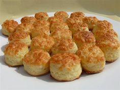 sajtos túros pogácsa