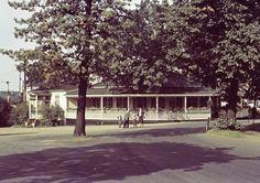 Restaurant Kaisaniemi. Photo: Grünberg Constantin. 1.9.1963.