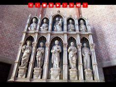 Tour the Basilica di Santa Maria Gloriosa dei Frari. On your iPad for only 2.99